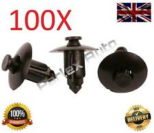 100X Clips Bumper Wheel Arch Trim Liner For Nissan Micra - UK STOCK
