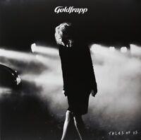 GOLDFRAPP - TALES OF US (VINYL+CD) 2 VINYL LP + CD NEU