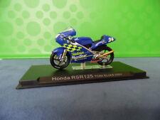 MODELLINO MOTOCICLETTA METALLO-1/24-HONDA RSR 125-TONI ELIAS-2001