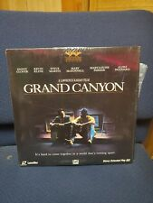 GRAND CANYON laserdisc play tested