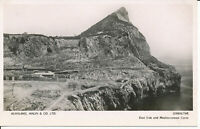 PC29298 Gibraltar. East Side and Mediterranean Caves. Beanland. Malin and Co