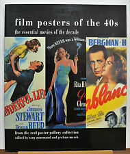 FILM POSTERS OF THE 40s TONY NOURMAND, GRAHAM MARSH - I ED. AURUM PRESS 2002