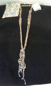 Noonday Collection  Necklace Made With Ethiopia Recycled War Weapons