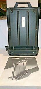 #111 Calumet 8x10 Instant Film Processor with Manual - Polaroid - Excellent Cond