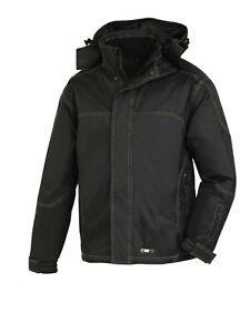 Texxor Winterjacke Aspen  Workwear Arbeitsjacke Schwarz 4137 Gr. L bis XXXL