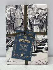 NEW Pottery Barn TEEN Harry Potter Etched Scenes EURO Sham