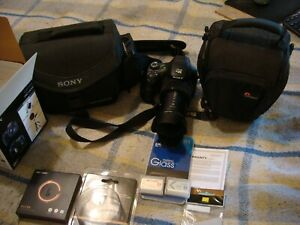 Sony Cyber-shot DSC-HX300 20.4MP Digital Camera - Black