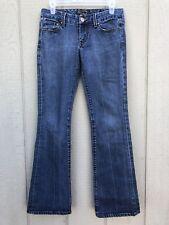 Seven7 Jeans Women's Bootcut Denim Jeans sz 27 ( Actual 31 in)