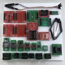 Spi Driver Qfp32 Sop81620 Ssop8 Plcc Tsop Nand Adapter For Tl866ii Programmer