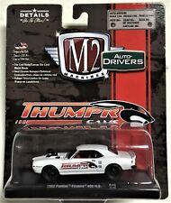 M2 Machines Auto Drivers R46 #17-47 1968 Pontiac Firebird 400 H.O.