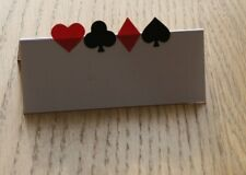 10 PLACE SETTING CARDS CLUB, HEART, SPADE, DIAMOND CASINO NIGHTS, BACHELOR PARTY