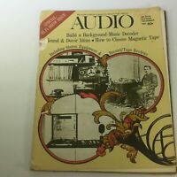 VTG Audio & Music Magazine October November 1968 - Stereo & Record Tape Review