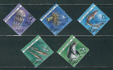 Russia -   Marine Life  1991 Complete Set.........Br........C 7802