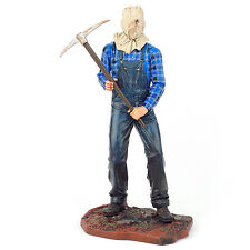 """Cult Classics Hall of Fame JASON VOORHEES 7"""" Figure Friday The 13th Part II NECA"""