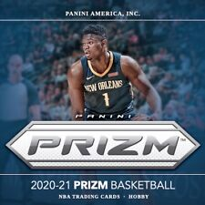 2020-21 Panini Prizm Basketball - Pick Your Card - Complete Your Set