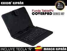 "FUNDA CON TECLADO TABLET WOLDER MITAB ADVANCE 9.7"" PULGADAS KEYBOARD FUNDA"