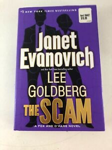 Fox and O'Hare: The Scam Bk. 4 - Lee Goldberg and Janet Evanovich (2015, HC, DJ)