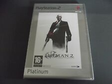 Hitman 2: Silent Assassin (Sony PLAYSTATION 2, 2002) Brand New Factory Sealed