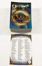 2007 Inkworks The Golden Compass Trading Card Set (72) Nm/Mt