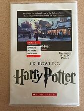 Harry Potter and The Cursed Child Poster Target Exclusive 18x24 Sealed