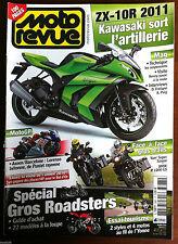 MOTO REVUE 7/2010; Essais ZX 10 R/ Yam'Super Ténéré/ Bmw R 1200 GS/ Gros Roadste