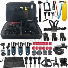 60-in-1 Action Camera Accessory Kit for GoPro Hero 4/5 Session, Hero Yi