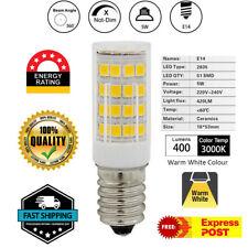 Quality LED Light Bulb Globe For Home Appliances E14 Screw Chandelier Rangehood