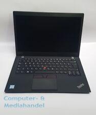 Lenovo ThinkPad T460s i7-6600U 2x2,6GHz 512GB SSD 12GB HD 520 TOUCH IPS CAM W10