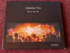 Celestial Fire - Live In The UK (2CD+DVD 2017) Iona / Lifesigns PROG ROCK