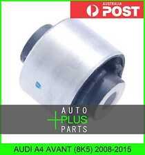 Fits AUDI A4 AVANT (8K5) 2008-2015 - Rubber Suspension Bush Front Lower Arm