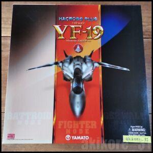 YF-19 Yamato Macross Plus 1/60 Perfect Trance  Valkyrie Action Figure