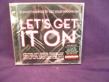 Let's Get It On SEALED CD  Marvin Gaye/Smokey Robinson/Barry White