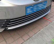 For Toyota Corolla 2017-2018 ABS Chrome Front Bumper Protect Bar Guard Cover
