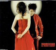 MAXI CD - INDOCHINE - Le grand secret