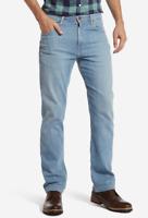 Mens Wrangler Arizona regular fit jeans 'Light feather' SECONDS WA128