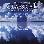 The Most Relaxing Classical Music In The Universe [2 CD], New Music