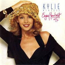 Kylie Minogue - Enjoy Yourself: Deluxe Edition - UK CD/DVD album 1989/2015