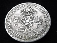 1948 GEORGE VI FLORIN / TWO SHILLINGS COIN