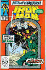 Iron Man # 250 (52 pages, Acts of Vengeance tie-in) (USA, 1989)