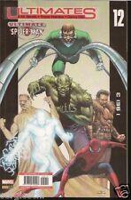 ULTIMATE SPIDER-MAN  # 12 -DICEMBRE 2004 - UOMO RAGNO- WW20