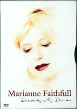 MARIANNE FAITHFULL - DREAMING MY DREAMS - DVD SNAPPER EDITION - NEW - SEALED -