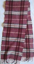 -Jolie  écharpe  LANCETTI  10% cachemire 90% laine TBEG Scarf 30 x 160 cm