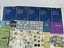 More details for huge collection mostly british old coins 3.5kg loose & sets house clearance c2