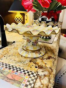 mackenzie-childs Cake Platter
