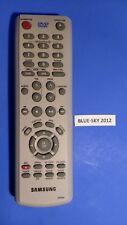 Original Samsung 00008D DVD Remote Control DVDV 6000 DVD6500 svdvd 30 svdvd 40