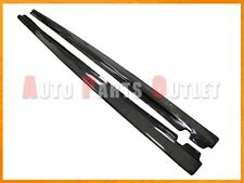 JP Style Carbon Fiber Side Skirt Lip BMW E90 323i 325i 328i 335i Sedan 06-11