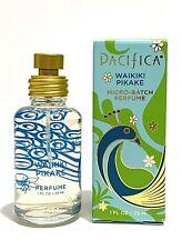 Pacifica WAIKIKI PIKAKE Micro-batch Perfume Spray 1oz Rare New