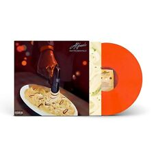 Freddie Gibbs & The Alchemist Alfredo Instrumentals Orange Vinyl LP x/600