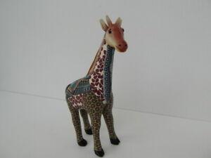 Fimo Clay Millifiori Animal sculpture by Jon Anderson - small Giraffe