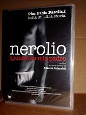 NEROLIO Sputerò Su Mio Padre DVD Aurelio Grimaldi Pier Paolo Pasolini SIGILLATO!